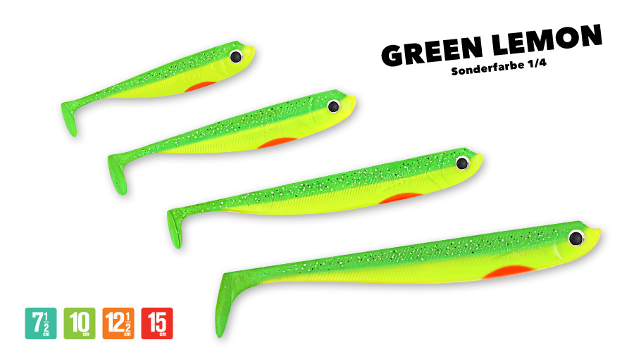 Sonderfarbe Green Lemon